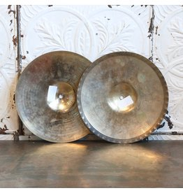 Zildjian Used Zildjian A Mastersound Hi-hat Cymbals 13in