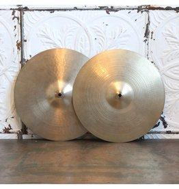 Zildjian Used Zildjian Avedis (Vintage) Hi-hat Cymbals 14in