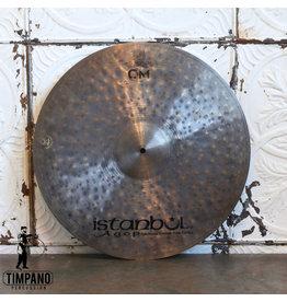 Istanbul Agop Used Istanbul Agop OM Crash Cymbal 20in