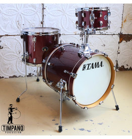 Tama Used Tama Silverstar Metro Jam 10-13Ft-16 BD antique Burgundy Sparkle
