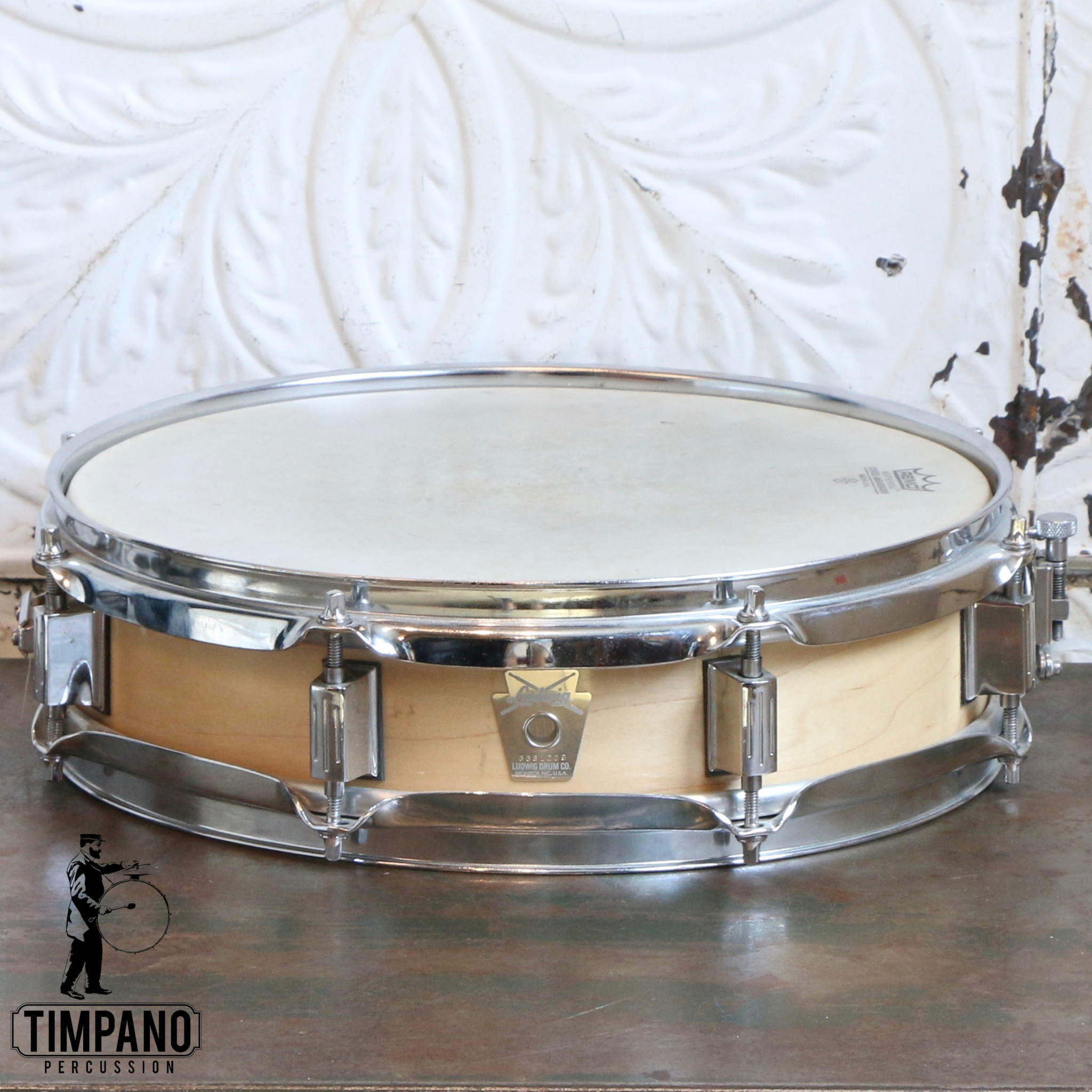 Ludwig Caisse claire usagée Ludwig Piccolo Maple 13X3.5po