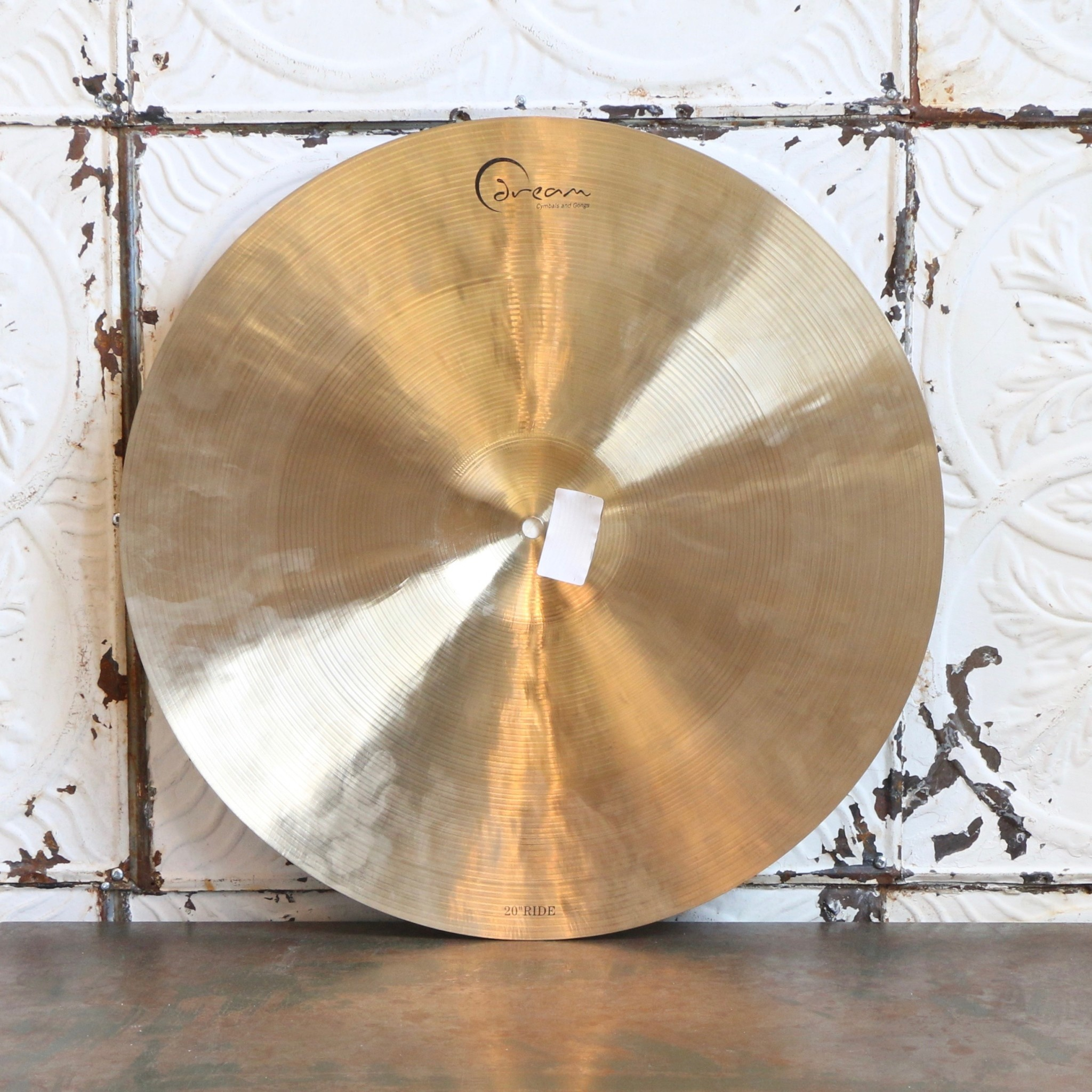 Dream Used (Jazz Fest) Dream Contact Ride Cymbal 20in