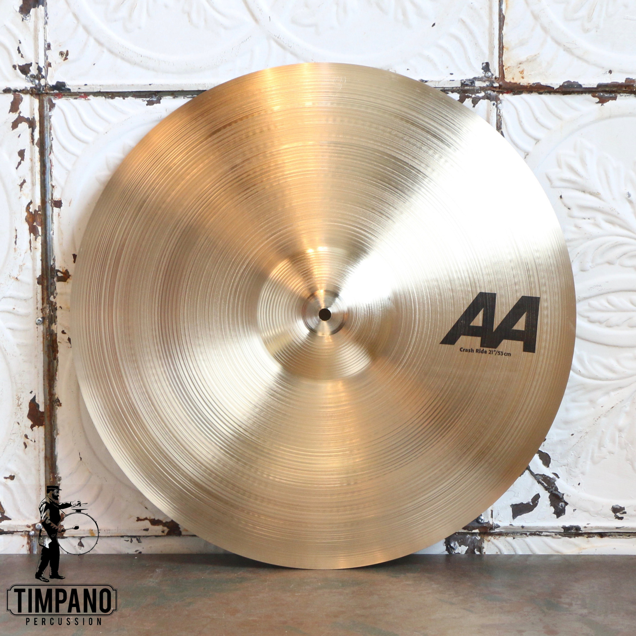 Sabian Sabian AA Crash/Ride Cymbal 21in