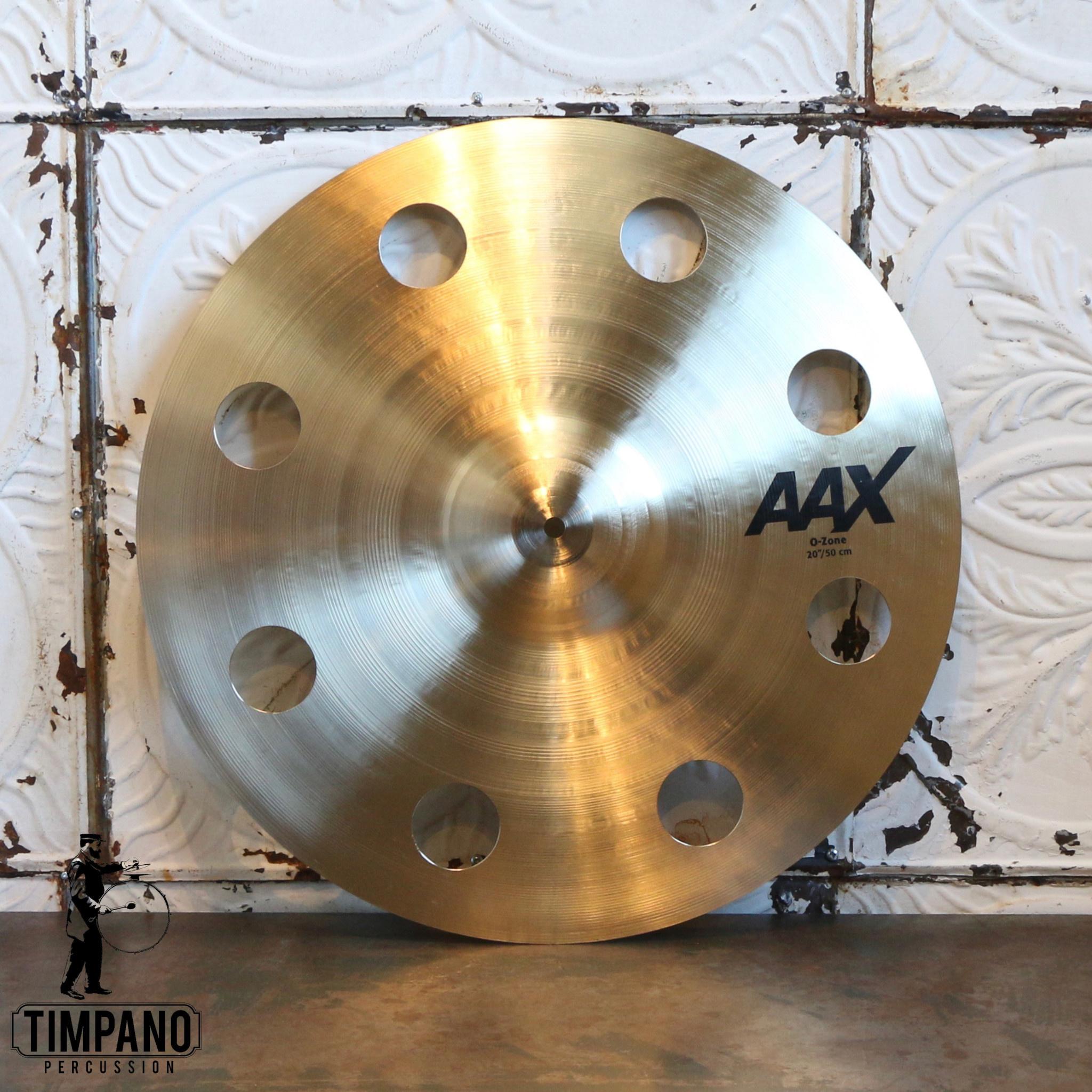 Sabian Sabian AAX O-Zone Crash Cymbal 20in