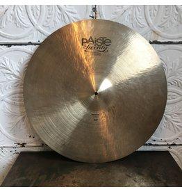 Paiste Cymbale ride usagée Paiste Twenty Masters Prototype 24po