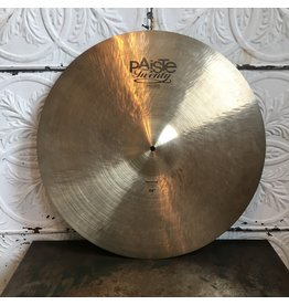 Paiste Used Paiste Twenty Masters Prototype Ride Cymbal 24in