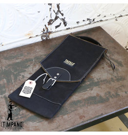 Tackle Instrument Supply Co. Tackle Waxed Canvas Black Bag