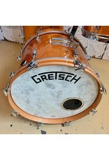 Gretsch Used Gretsch Broadkaster 12, 14, 20in Gold Sparkle