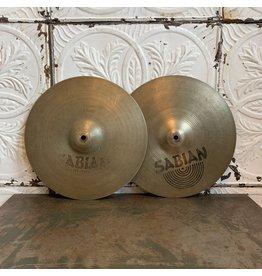 Sabian Cymbales hi-hat usagées Sabian AA Regular 14po