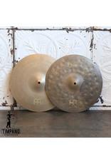 Meinl Used Meinl Byzance Sand Hi-hat Cymbals 14in