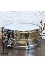 Tama Caisse claire usagée Tama Starphonic Brass 14X6po