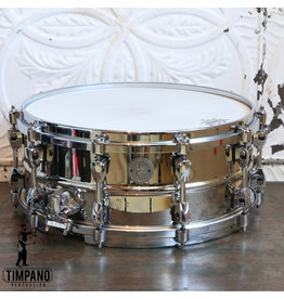Tama Used Tama Starphonic Brass Snare Drum 14X6in