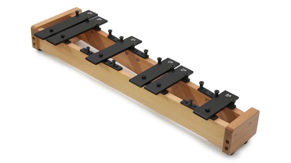 Suzuki Glockenspiel soprano Suzuki Orff extension chromatique GCS-6