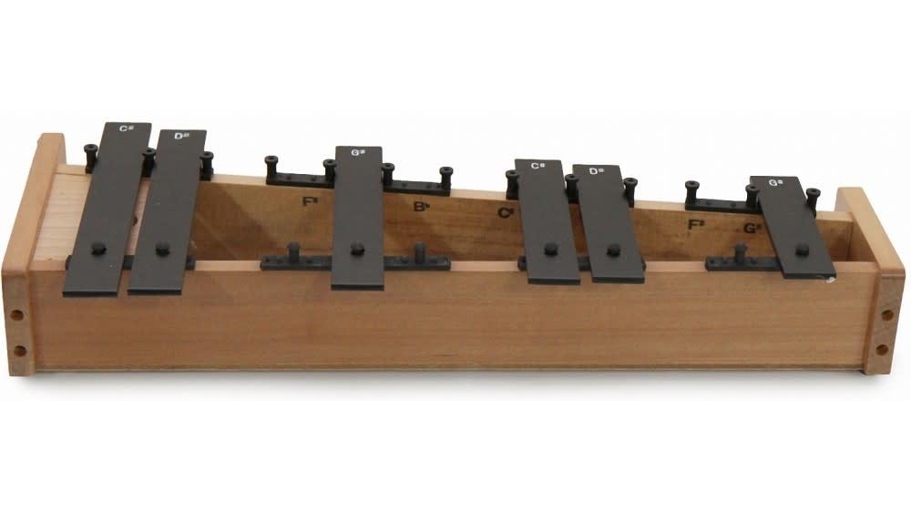 Suzuki Suzuki Orff Glockenspiel soprano chromatic extension GSA-6