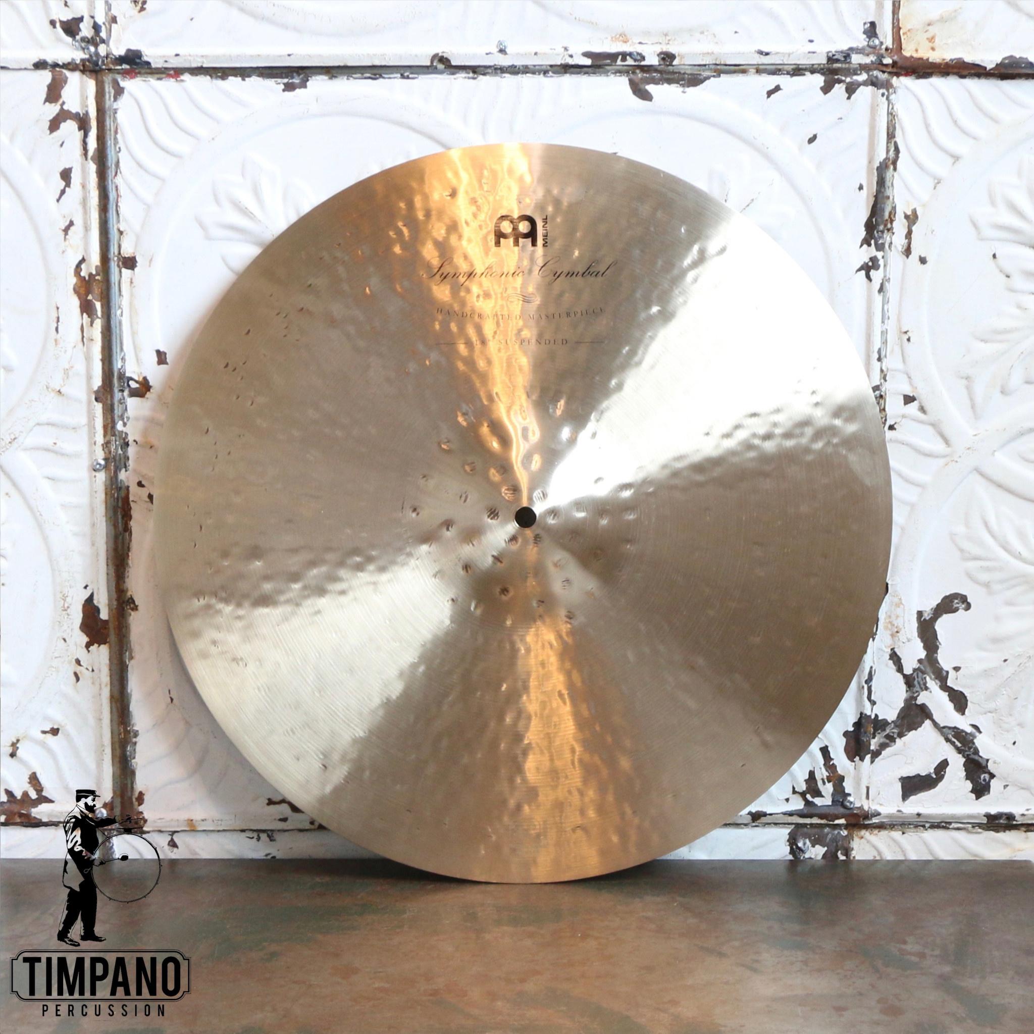 Meinl Cymbale suspendue Meinl Symphonic 18po