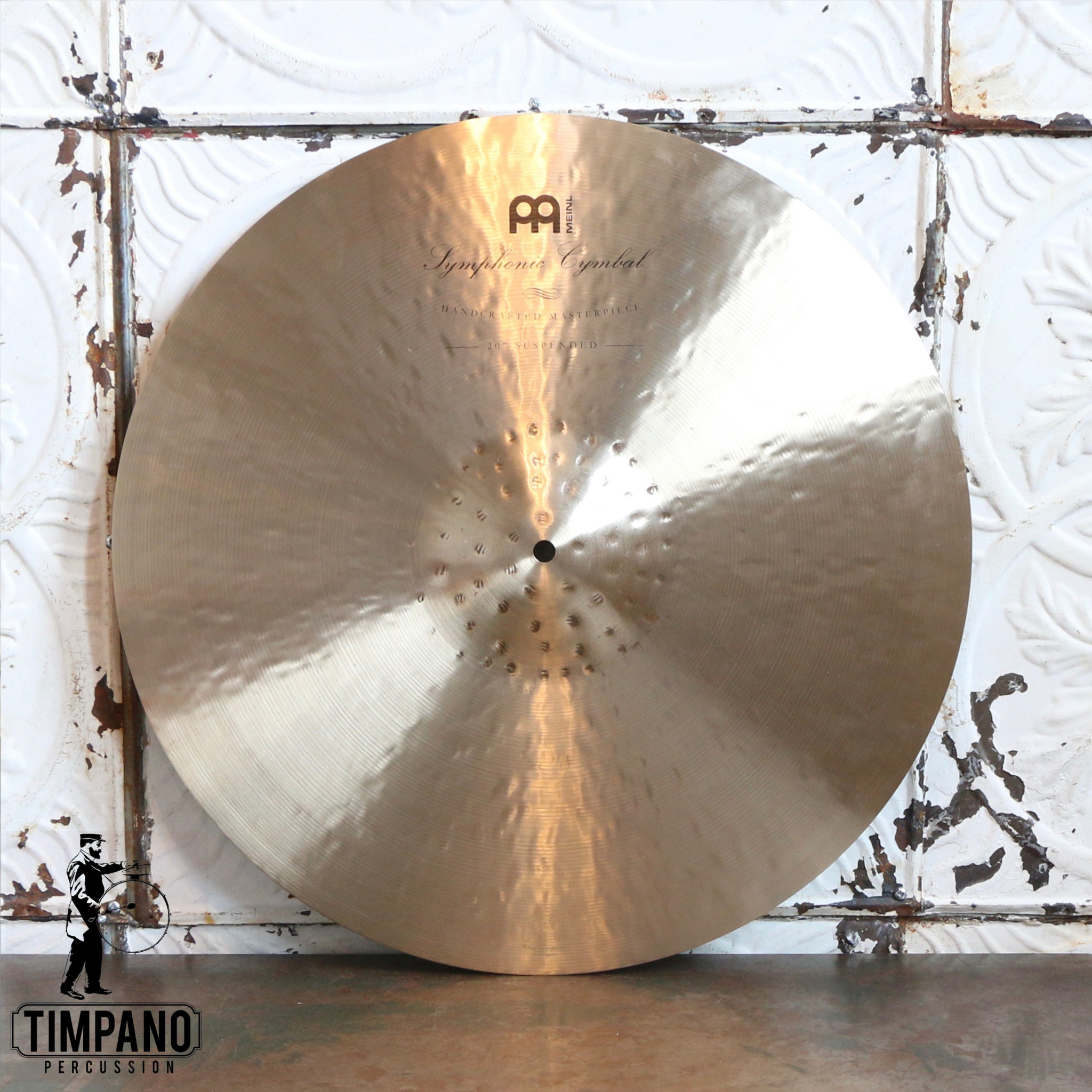 Meinl Cymbale suspendue Meinl Symphonic 20po
