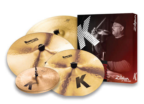Zildjian Ensemble de cymbales Zildjian K Dark