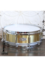 Pearl Caisse claire usagée Pearl Free Floater Brass 14X5po