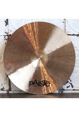 Paiste Cymbale ride usagée Paiste Big Beat 24po