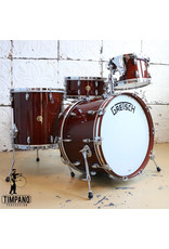 Gretsch Gretsch Broadkaster 135th Anniversary Drum Kit 22-12-16in + 14X6.5in snare - Classic Mahogany