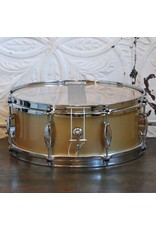 George Way George Way Waygold Studio Snare Drum 14X5.5in - Gloss