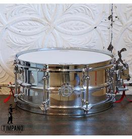 DUNNETT Dunnett 2N Aluminum Snare Drum 14X6.5in