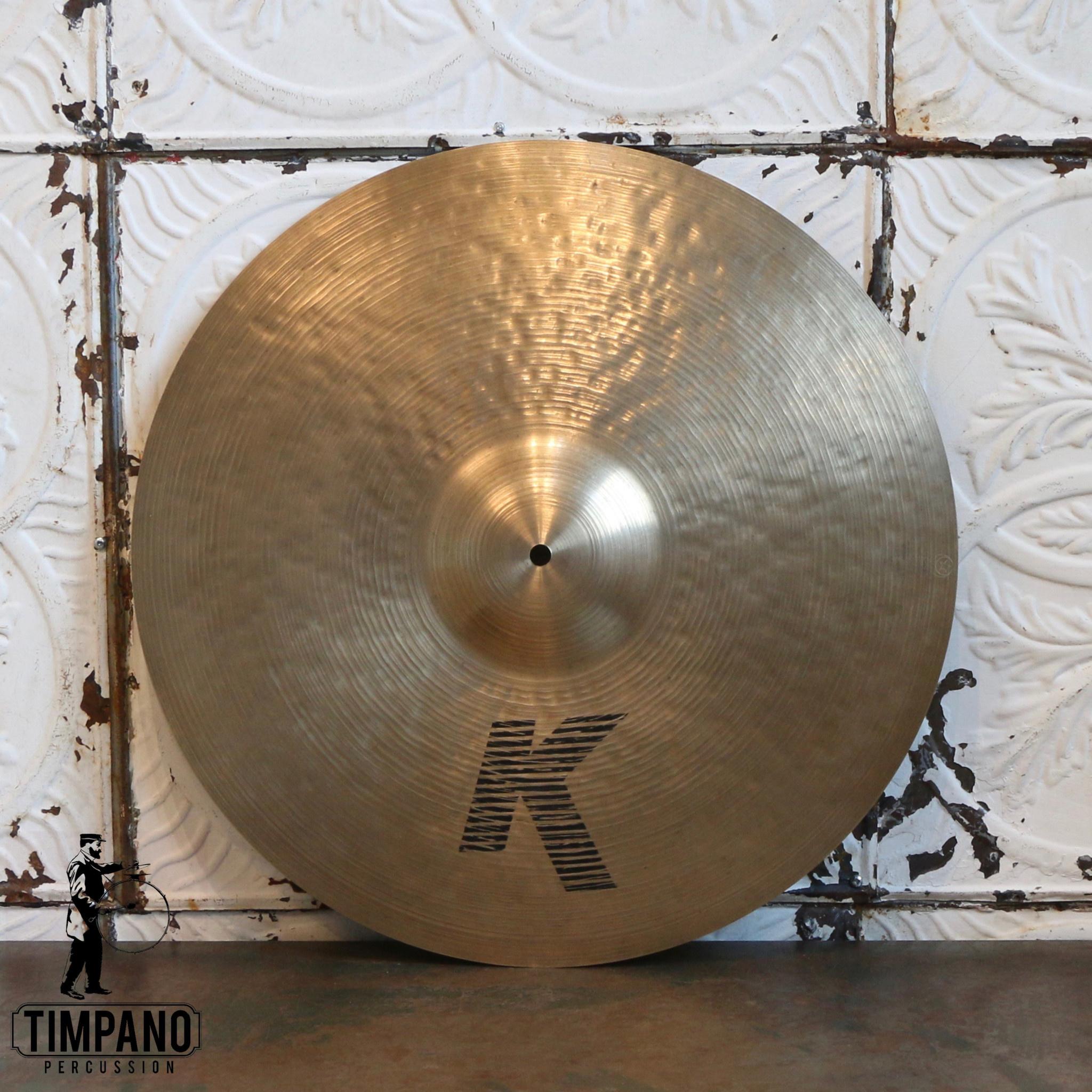 Zildjian Cymbale ride usagée Zildjian (80's) K Light 20po
