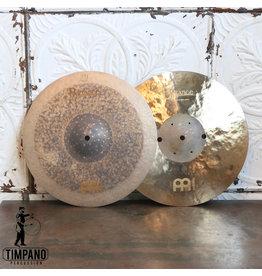 Meinl Cymbales hi-hat Meinl Byzance Equilibrium Matt Garstka 14po