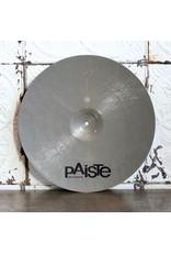 Paiste Cymbale Ride usagée Paiste Masters Dry 21po