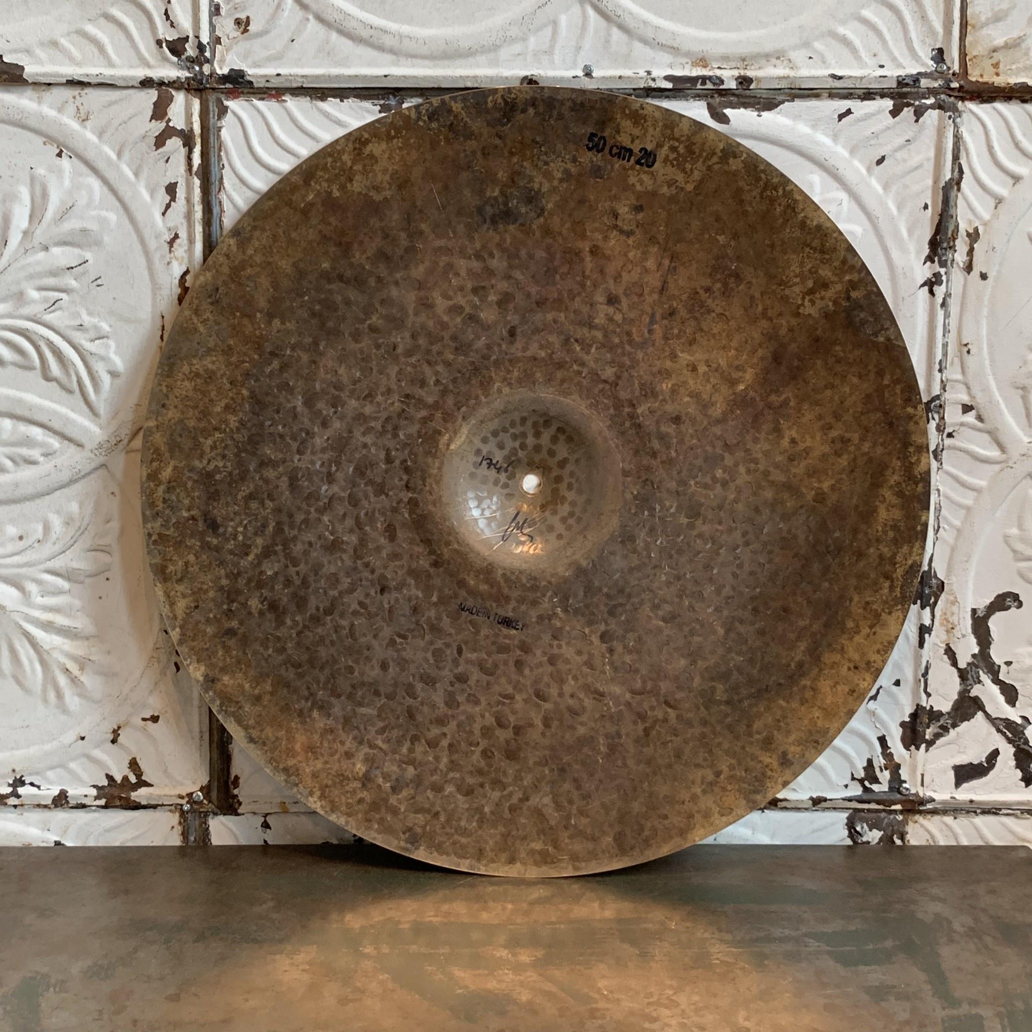 Bosphorus Cymbale ride usagée Bosphorus Master Vintage 20po