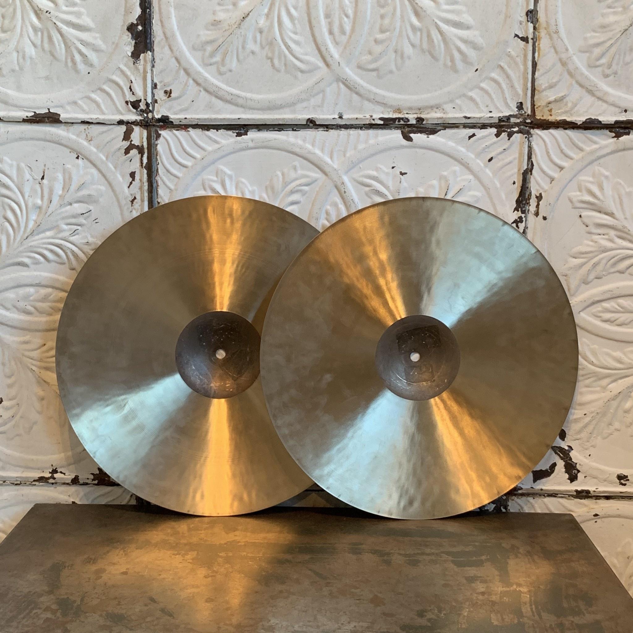 Zildjian Cymbales hi-hat usagées Zildjian K Sweet 16po