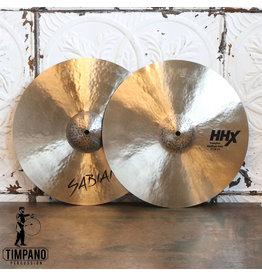 Sabian Sabian HHX Complex Medium Hi-hat Cymbals 15in