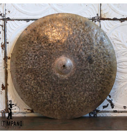 Byrne Cymbals Byrne Half Turk Ride Cymbal Small Bell 21in
