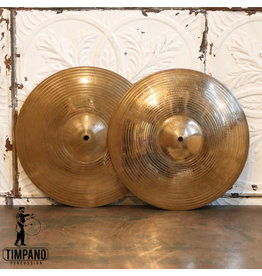 Zildjian Used Hi-Hat Cymbals Zildjian Scimtar 14in