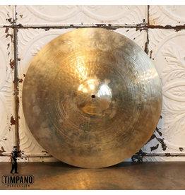 Sabian Cymbale ride usagée Sabian Medium brilliant 20po (keyhole)