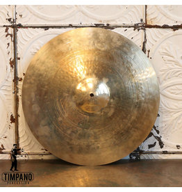 Sabian Used Sabian Medium Brilliant Ride Cymbal 20in (keyhole)