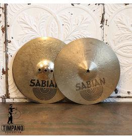 Sabian Cymbales hi-hat usagées Sabian HH Fusion 13po