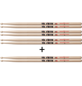Vic Firth Vic Firth American Classic 7A Drumsticks Buy 3 Get 1 Free