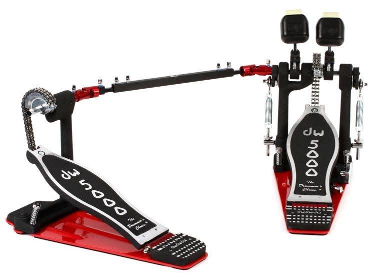 DW DW 5002 Accelerator Double Pedal