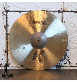 Zildjian Used Zildjian K Cluster Crash Cymbal 20in