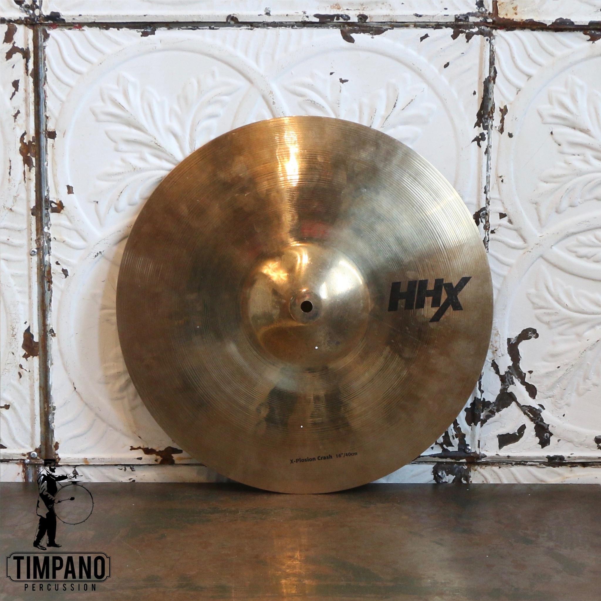 Sabian Used Sabian HHX X-plosion Crash Cymbal 16in