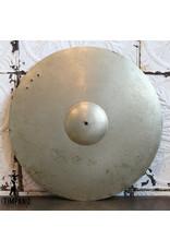Paiste Cymbale ride usagée Paiste Stambul 24po (keyhole)