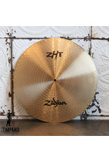Zildjian Used Zildjian ZHT Flat Ride Cymbal 20in