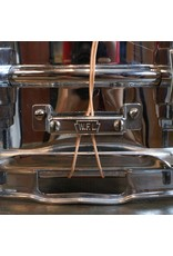 "Ludwig Caisse claire usagée Ludwig Chrome Over Brass ""Super Ludwig"" '58-59 14X5po"