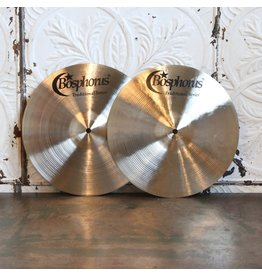 "Bosphorus BOSPHORUS 13"" TRADITIONAL HI-HATS DARK"
