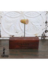 Low Boy Batte de grosse caisse Low Boy Standard Timpano (naturel, ligne verte)