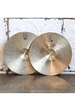 Bosphorus Used Bosphorus Traditional Dark Hi-hat Cymbals 15in