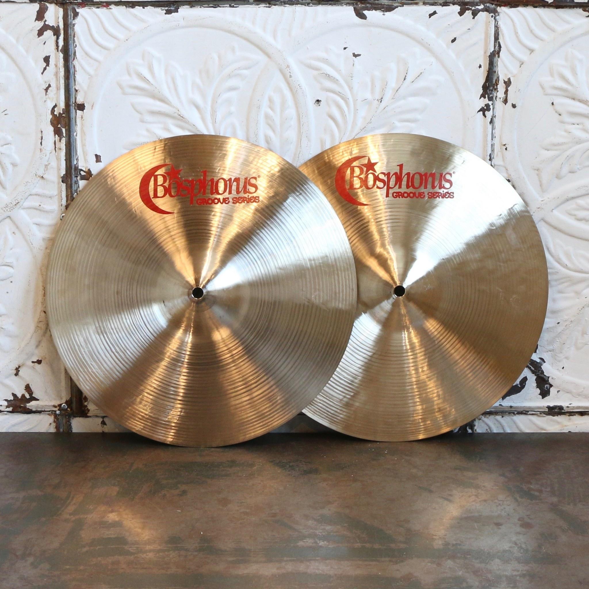 Bosphorus Bosphorus 14in Groove Series Fat Hat