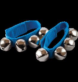 Mano Mano Wrist Bells Blue (pair)