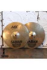Sabian Cymbales hi-hat usagées Sabian AAX Stage 14po